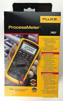 Fluke 787 Processmeter Digital Multimeter  - New - Msrp 895