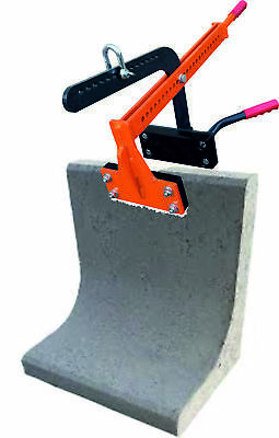 Winkelelementzange 420 Porenbetonstein Steintragklemme L-Steine Versetzzange  gebraucht kaufen  Dierdorf