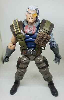 Marvel Legends Deadpool Series Cable BAF Sasquatch Loose X-Men No Weapons