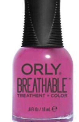 ORLY BREATHABLE Nail Polish + Treatment 0.6 oz - Give Me A Break Color Halal