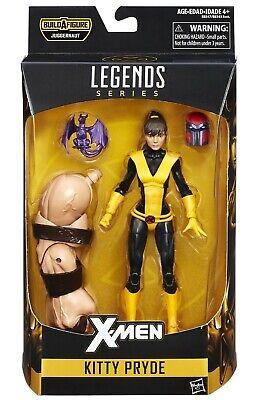 Marvel Legends Kitty Pryde BAF build a figure