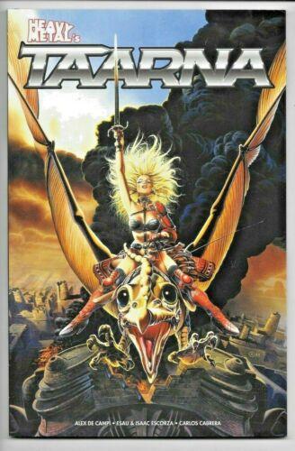 Heavy Metal Taarna 2019 Vol 1 #1 2 3 4 all in 1 SC Achilleos VF/NM 9781947784093