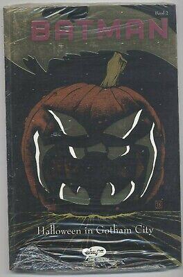 EN IN GOTHAM CITY - EHAPA COMIC COLLECTION - OVP (Gotham City Halloween)