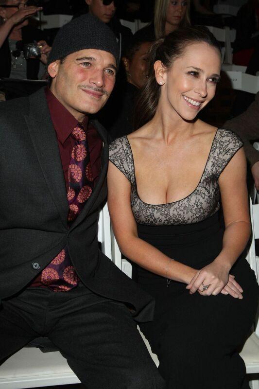 Jennifer Love Hewitt And Georges Chakra Happy Smiling 8x10 Photo Print