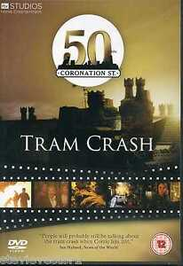 Coronation Street - Tram Crash  New Sealed DVD