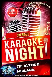 Karaoke World Championships Perth Perth City Area Preview