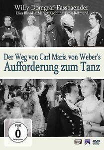 Der Weg von Carl Maria von Webers - Aufforderung zum Tanz