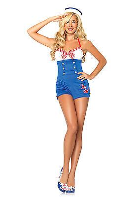 High Seas Honey Sailor Costume for Women size XS New by Leg Avenue 83638](High Seas Honey Costume)