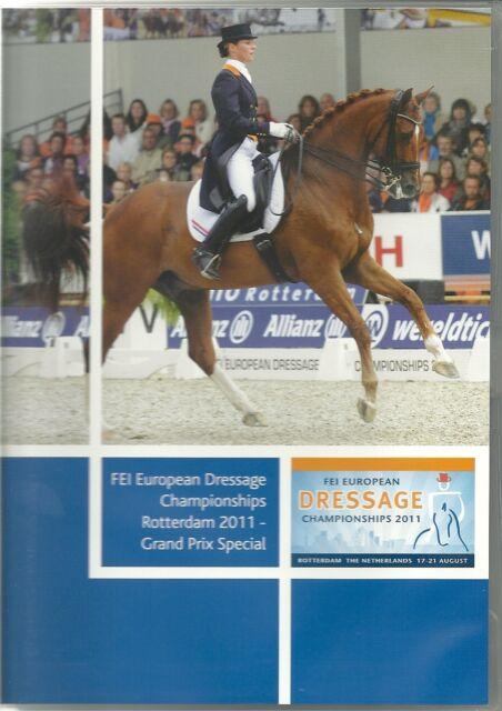 FEI EUROPEAN DRESSAGE CHAMPIONSHIPS ROTTERDAM 2011 - GRAND PRIX SPECIAL DVD