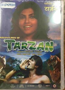Adventures Of Tarzan - Hemant Birje, Kimi Katkar - Official Bollywood Movie DVD