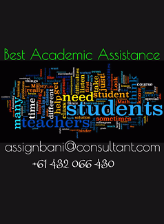 Quality Academic Assistance