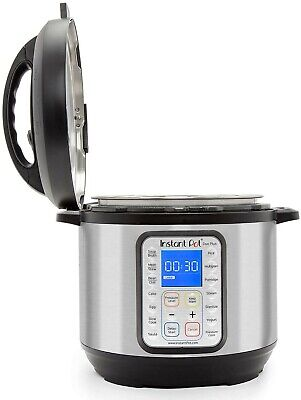 Instant Pot Duo Plus 9-in-1 Electric Pressure Cooker, Sterilizer, Slow Cooker, R