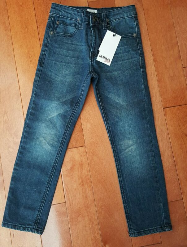 NWT  Girls Hudson Jeans, Size 6