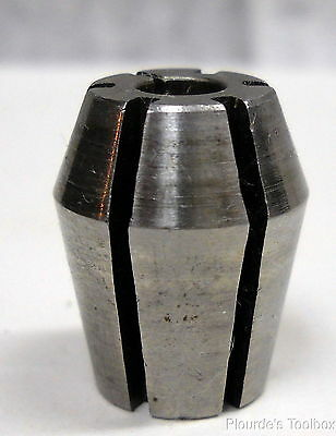 Used Double Taper Collet Drill Size 7 Dt Style Ww