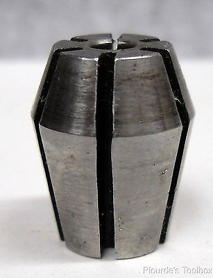 Used Double Taper Collet Drill Size 20 Dt Style Ww