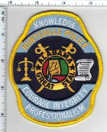 Huntsville Police (Alabama) Shoulder Patch
