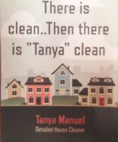 Housecleaning services plus...
