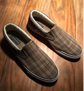 Sperry boat shoes Size 11 pour homme, souliers comme neufs.