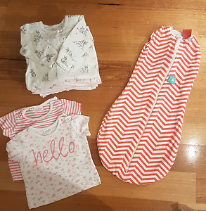 Newborn Baby Girl Clothes Bundle Everton Hills Brisbane North West Preview