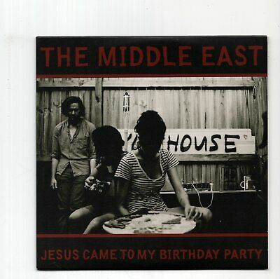 (JB220) The Middle East, Jesus Came To My Birthday Party - 2011 DJ CD