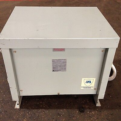 Acme Electric T-1a-53342-3s 3 Phase Large General Purpose Transformer 30kva 60hz