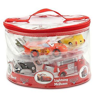 Disney Pixar Cars Squeeze Toys Bath Tub Pool Disney World Theme Parks NEW