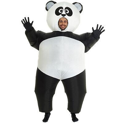 Panda Costume Adult (Morphcostumes - Panda Inflatable Costume (Child +)