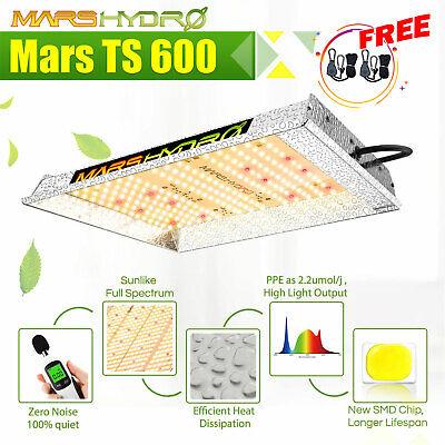Mars Hydro TS 600W LED Grow Light Sunlike Full Spectrum Lamp Indoor Veg HPS HID