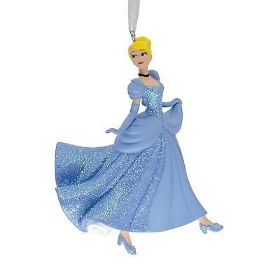 New Hallmark Disney Princess Christmas Tree Ornament Cinderella BOXED ()