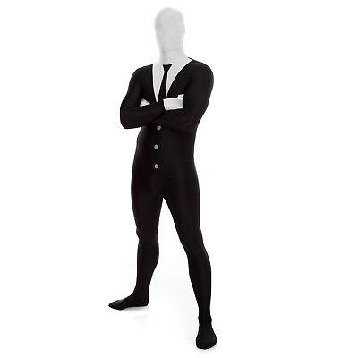 Morphsuits Slender Man Morphsuit Fancy Dress Costume