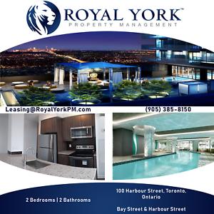 2 BED / 2 BATH NEW CONDO FOR RENT @ RICHMOND HILL | YONGE & 16TH