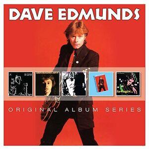 DAVE EDMUNDS - ORIGINAL ALBUM SERIES - NEW CD BOX SET