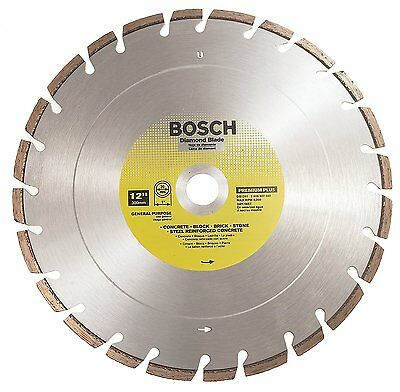 Premium Plus Diamond Blade - Bosch DB1261 12