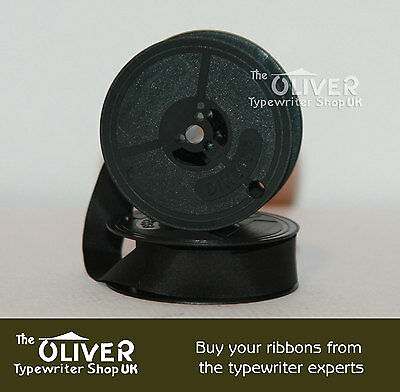 Olivetti Negro Cinta Máquina de Escribir: Lettera 32 , Studio 45 , D82 Lexicon80