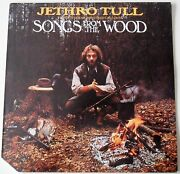 Jethro Tull Songs from The Wood LP