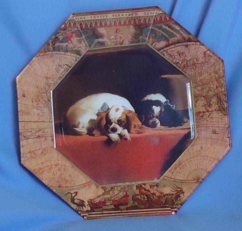 """CAVALIER KING CHARLES SPANIEL LANDSEER DOGS MARYE-KELLEY 8"""""""