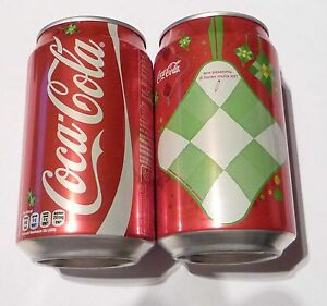 COCA-COLA-can-INDONESIA-330ml-Coke-2012-Lebaran-Ketupat-Message-can