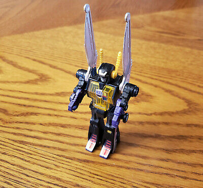 Vintage 1985 Transformers G1 KICKBACK Insecticon - Fast Shipping