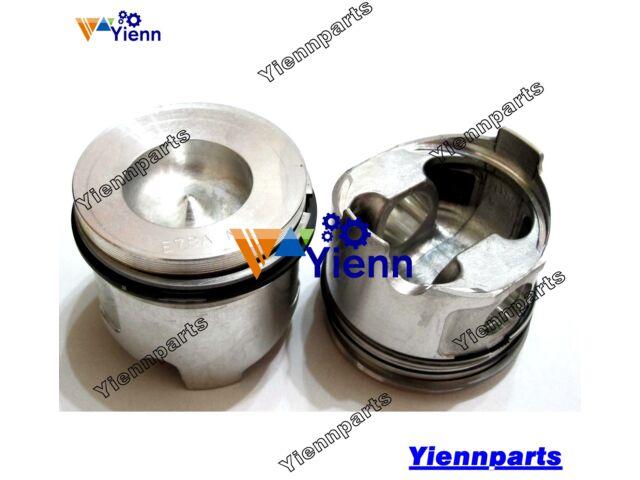4TNE78 Piston kit w ring for Yanmar engine John De