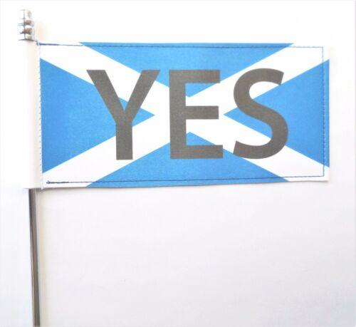Scotland Independence Referendum Vote
