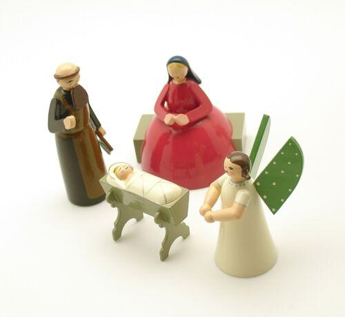 Wood Nativity Wendt & Kuhn Christmas Germany