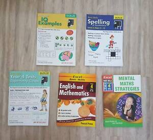 Assorted primary school workbooks Years 3-4 Sydney City Inner Sydney Preview