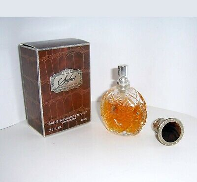 Ralph Lauren Safari Women Parfum Spray 75ml EdP Duft Damen Parfüm Flakon Vintage gebraucht kaufen  Ingolstadt