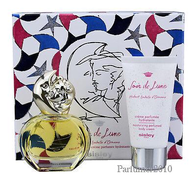 Sisley Soir de Lune 30ml Eau de Parfum &  50ml Body Cream - Eau Soir Parfum