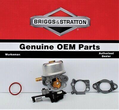 Genuine OEM Briggs & Stratton 593380 Carburetor