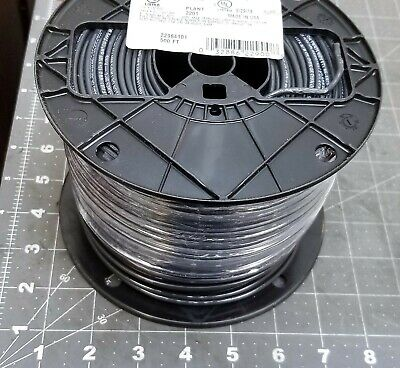 Southwire 22964101 Stranded Thhn 12 Gauge Building Wire 500-feet Black A10s5