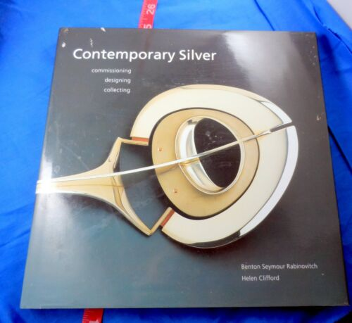 Contemporary Silver Book - Beautiful Color Photos by Clifford and Rabinovitch