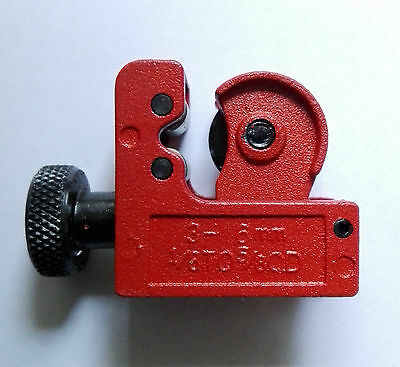 Rohrabschneider 3-16mm Normex Mini Rohrschneider Kupfer Alu Bremsleitung Sanitär