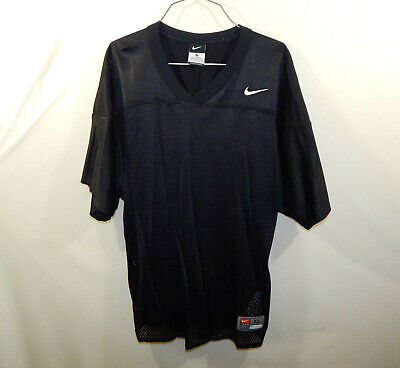 Nike Team Football Practice Jersey Black Size EXTRA LARGE XL Mens Clothing