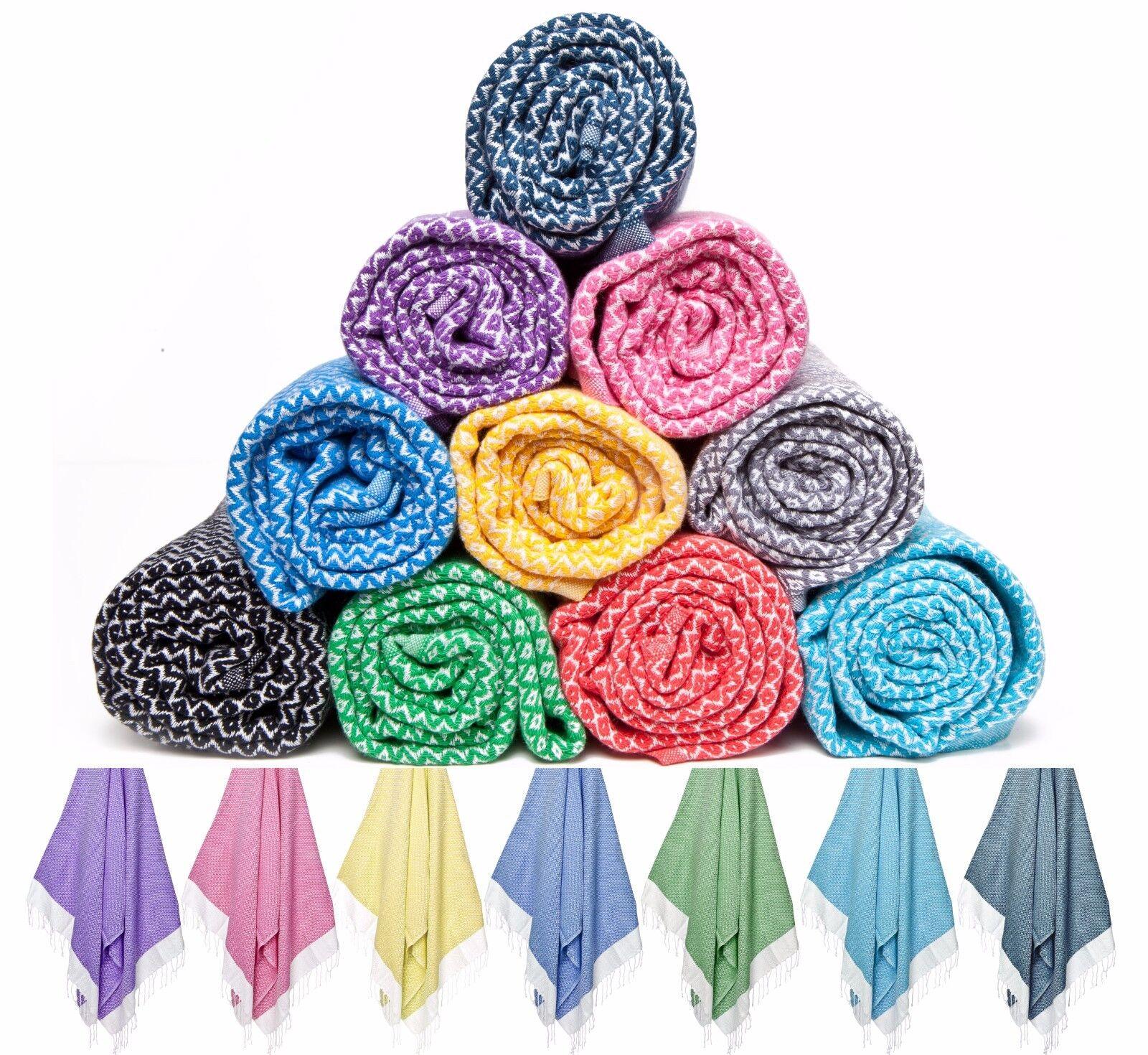 Set of 6 Turkish Towel Peshtemal Set of 4  Bulk Wholesale Fo